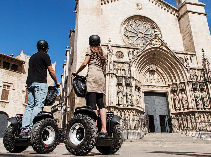 Vilafranca capital del vi en Segway (1 hora)