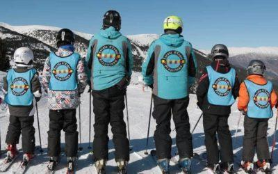Cursets d'esquí i COVID-19