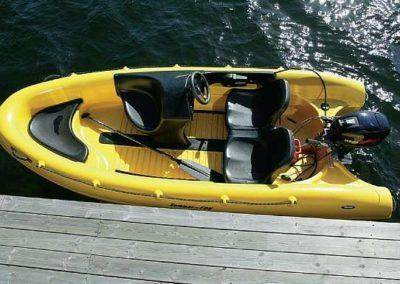 Lloguer de barca 15CV