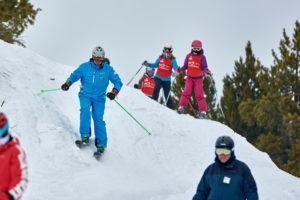 Esquiada Port del Comte