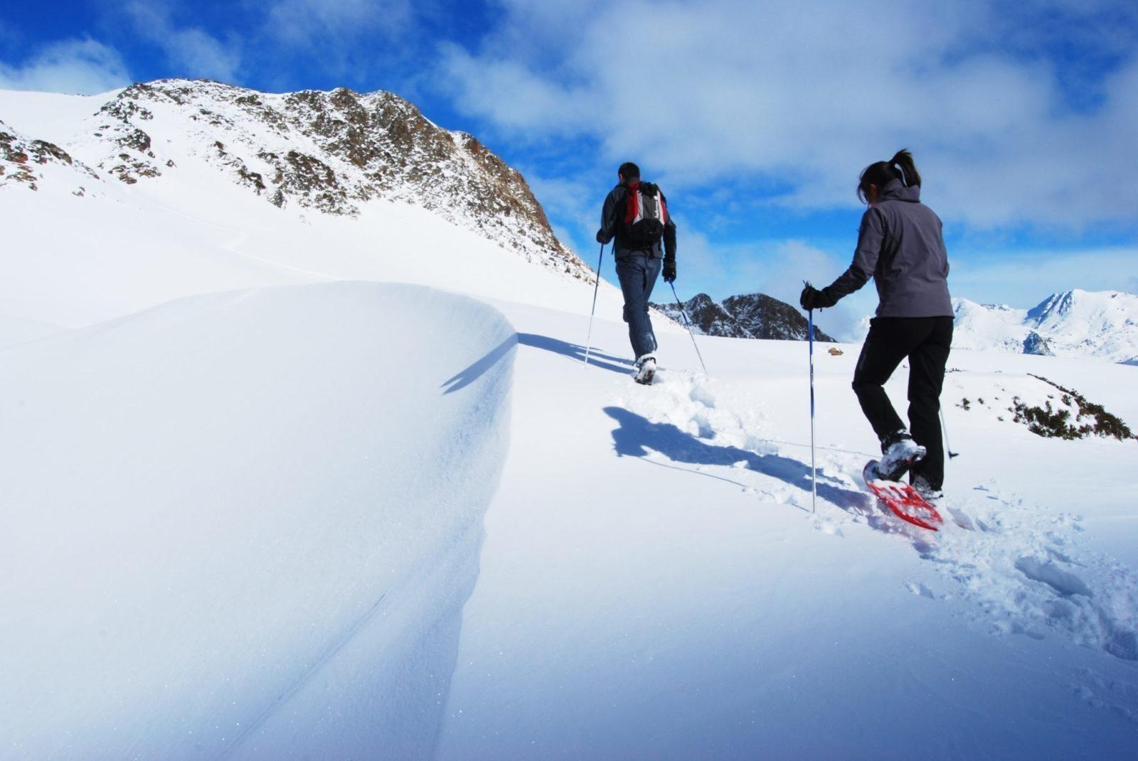 Raquetes de neu Tavascan