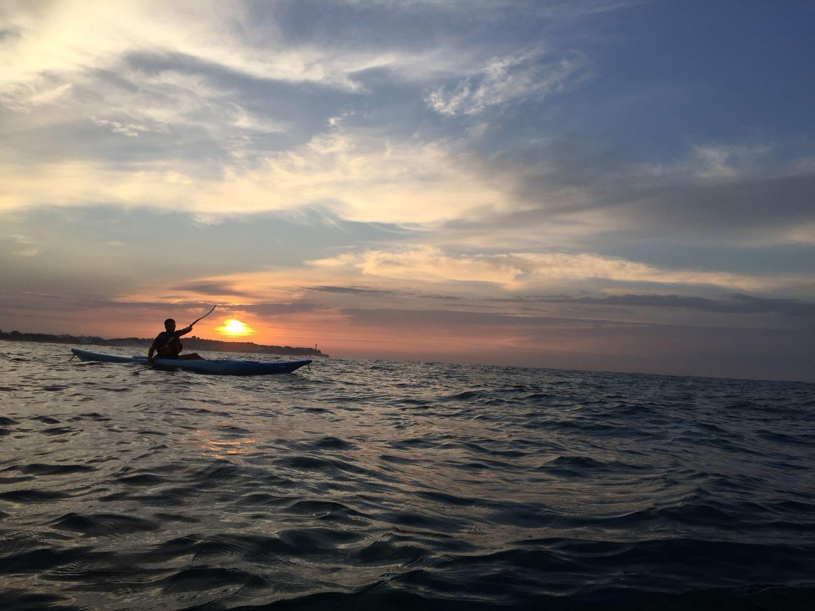 Ruta guiada Sunrise Kayak / Paddle Surf