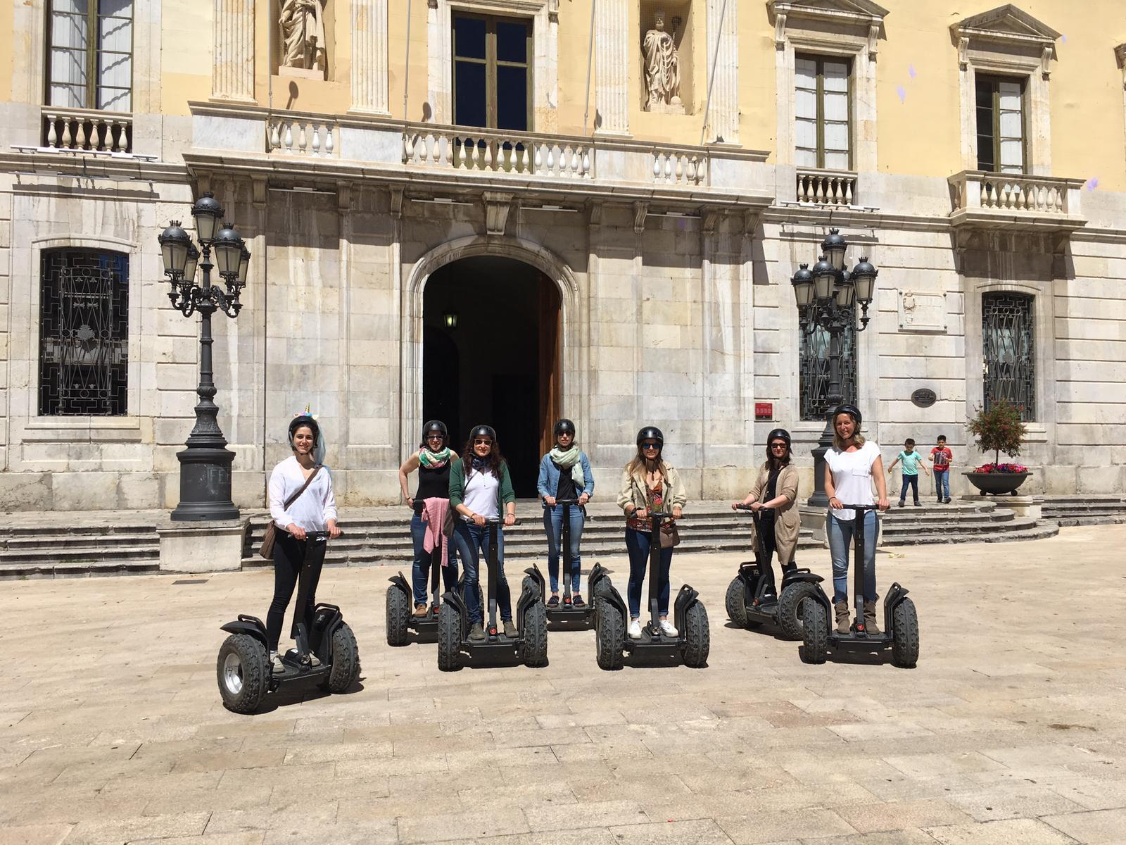 City-tour Tarraco by Segway