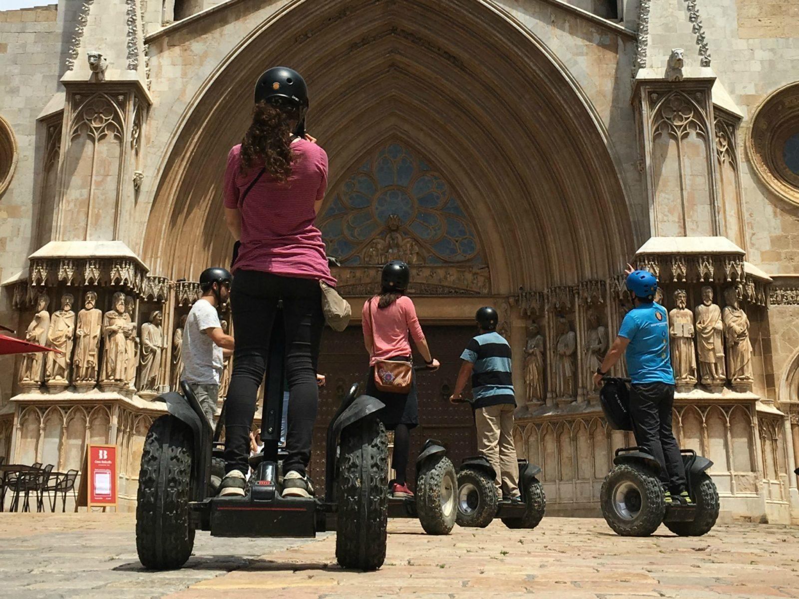 Tarragona en Segway: City-tour Urban Life (2h)