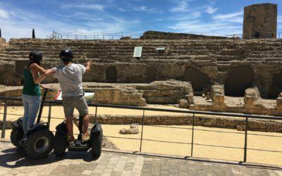 Tres excursiones en Segway por Tarragona