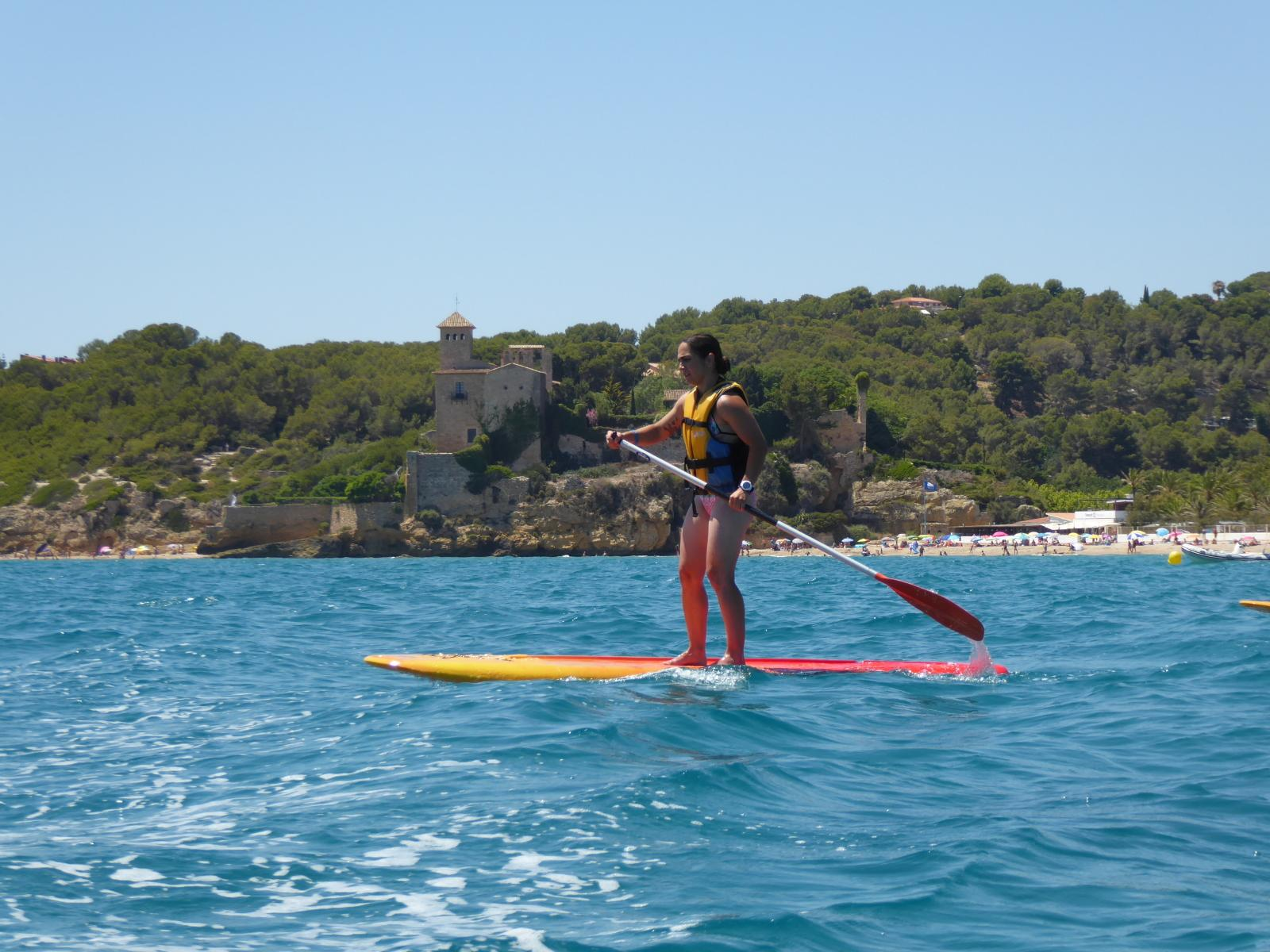 Cours d'initiation Paddle Surf